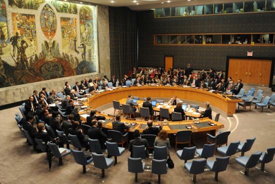 图文:安理会通过决议对朝核试验表示强烈谴责