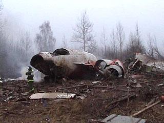 俄证实波兰总统卡钦斯基坠机身亡(组图)
