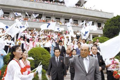 韩亲朝人士访朝鲜 归国立即被捕判十年