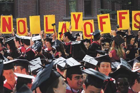 哈佛大学因财政紧缩陷入混乱(图)