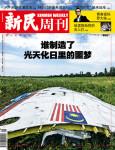 MH17坠落目击者:天降尸雨 还有人静坐在座位上