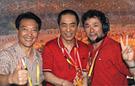 北京奥运会开幕式导演团队