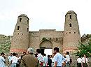 塔吉克斯坦吉萨尔古城堡