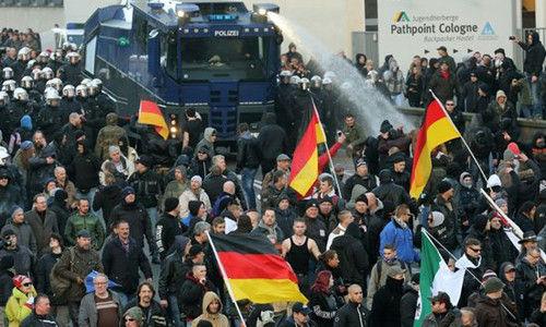 科隆事件与欧洲移民政策走向