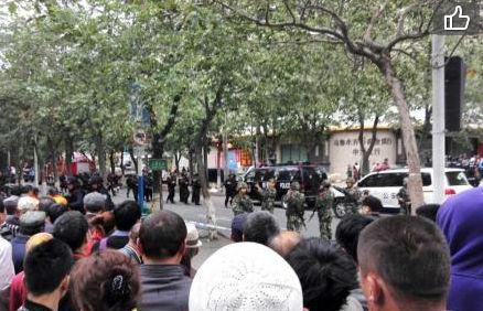 2014年7月28日,新疆莎车县发生严重暴力恐怖案件,共造成37名无辜群众死亡。