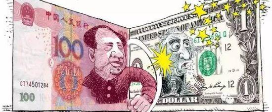 人民币开始贬值,看美国如何出招