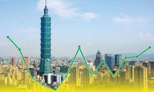 台湾经济近年来一直萎靡不振