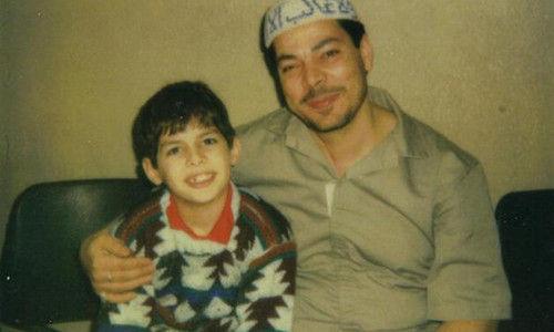 1991年,扎克到雷克岛的监狱探望他的父亲