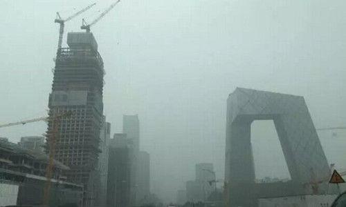 每个人的家乡都在沦陷,北京人如何例外