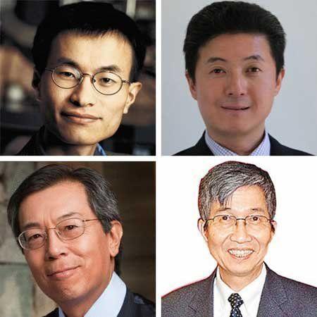 之前媒体报道诺贝尔奖4华裔科学家有望上榜