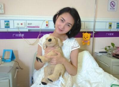 刘霆经过变性手术后成为一名女性
