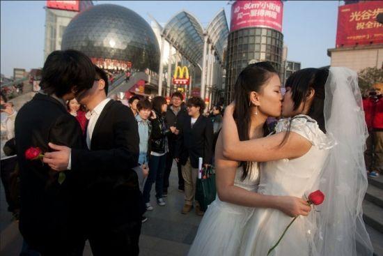 中国何时批准同性婚姻?