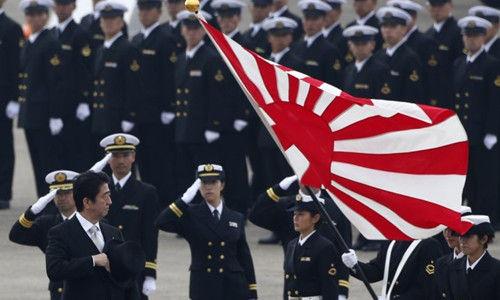 """警惕! 日本向中国射出""""三支箭""""!"""