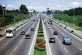 便捷通畅的城市道路