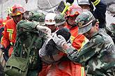 张春梅地震后被安全救出