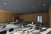 展馆三层咖啡厅效果图