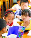 五招帮助孩子摆脱开学综合征(图)