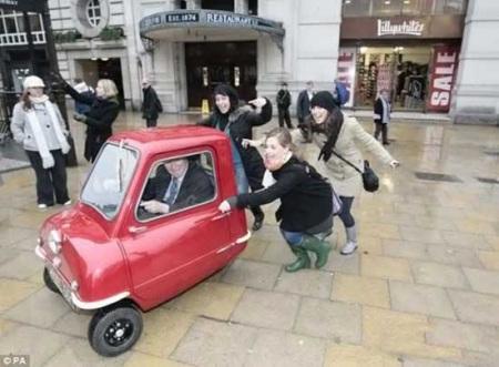 世界上最小的汽车