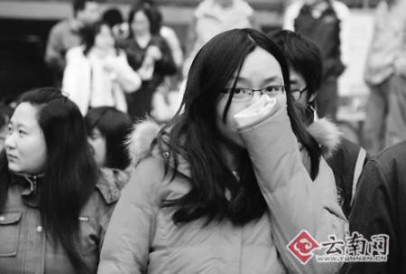 竞争激烈 云南考研人数比09新增3537人