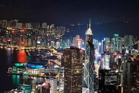 第一位:香港