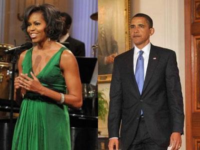 美国第一夫人已三度入围,但美国总统还是首次上榜