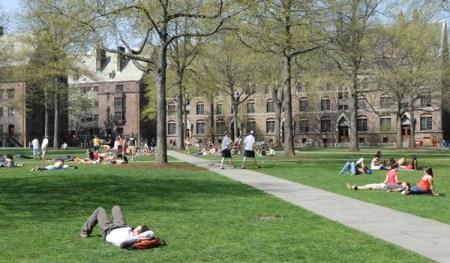 美国大学校园