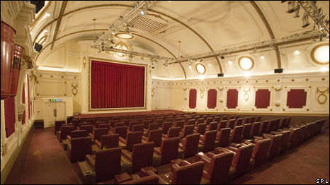 The Electric cinema in London
