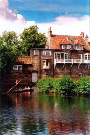 剑桥的风格:流水人家的风格