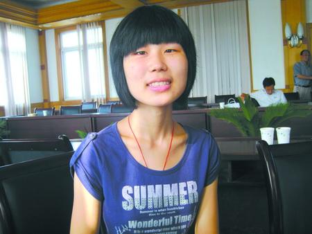 毕业学校:寿县一中 出生日期:1994年10月 高考总分:666分