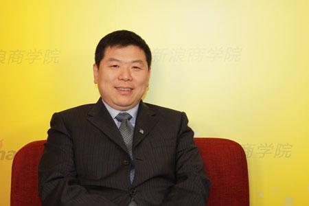 长江大学的商学院刘老师做客新浪访谈