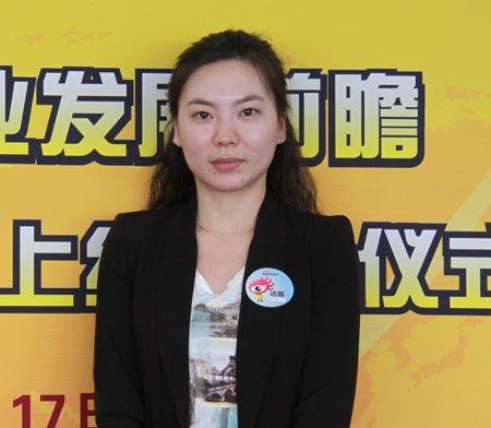 北京环球中联投资咨询有限公司公关部经理段博坤