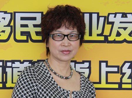 金腾(北京)国际投资咨询有限公司董事长金佩莹