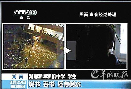 央视报道视频截图