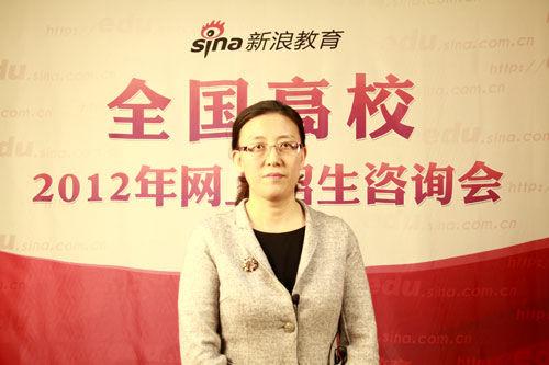 北京航空航天大学招生就业处处长洪冠新做客新浪