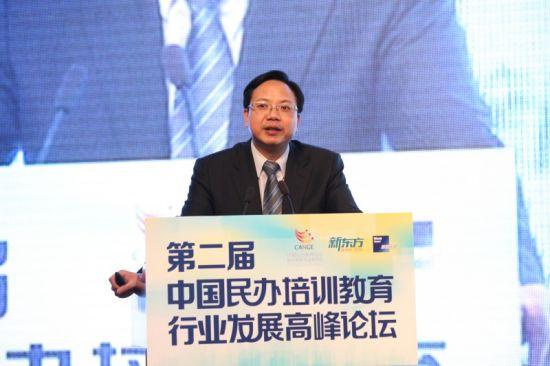 董圣足:民办教育政策改革后的机遇和挑战