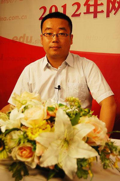 中国传媒大学南广学院招生办公室主任陈思蒙做客新浪