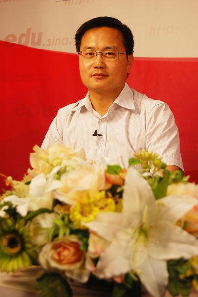 中国矿业大学招生办公室主任朱宜斌做客新浪