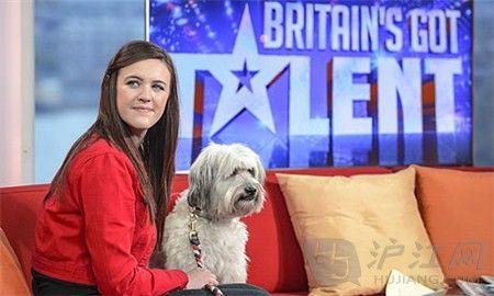 逆袭的汪星人 英国达人秀天才不如一条狗