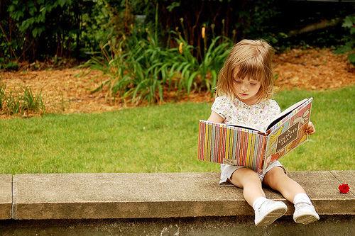 和孩子一起阅读