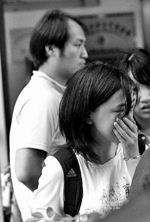黄洋去世的消息让同学们震惊又伤心