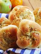 蒜香面包结