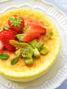 苏芙蕾乳酪蛋糕