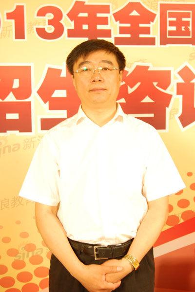 吉林大学招办主任刘鹤