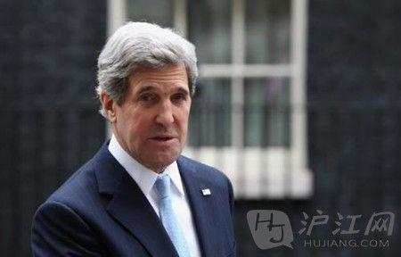 美国务卿克里世界人道主义日发表声明