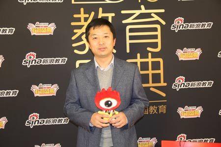 美国悦宝园早教机构中国区CEO赵鲁印