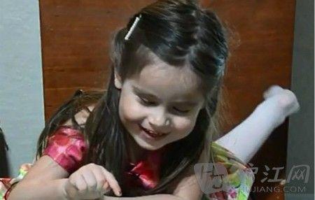 美国3岁女童智商160