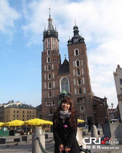 玛利亚大教堂(李梦霁 摄)
