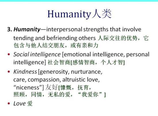 Humanity人类