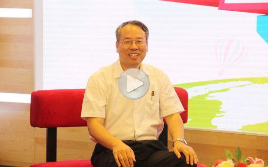 清华大学机械工程系主任雒建斌 点击图片查看视频