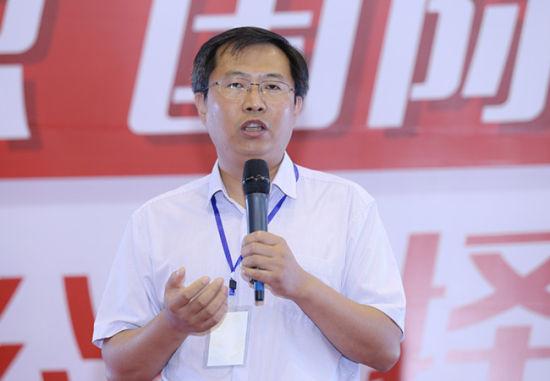 北京二中国际部贾大明主任